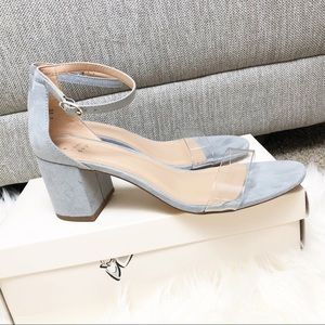 A New Day From Target Light Blue Heel